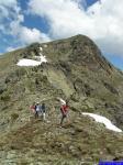 PICT1785: Descente depuis le sommet du Tabor.