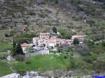 Baïl: Le hameau de Baïl depuis la Chapelle St Martin
