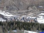 St Dalmas le Selvage: Depuis Merdabuel