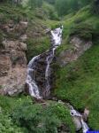 Plateau de Morgon: Cascade juste avant le plateau de Morgon