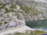 Lac du Basto: Barrage du Lac du Basto.