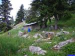 Cabane du Mont Tournairet: