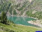 PICT1962: Le lac de Lauvitel depuis la rive Est.